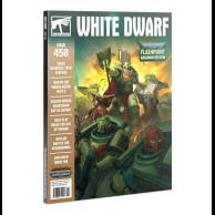 White Dwarf 458 Czasopisma o grach Games Workshop