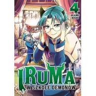 Iruma w szkole demonów - 4