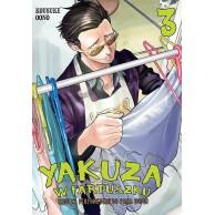 Yakuza w fartuszku. Kodeks perfekcyjnego pana domu - 3