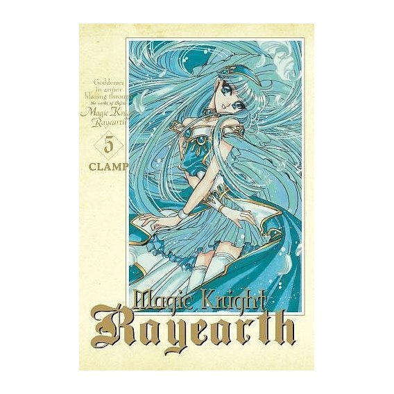 Magic Knight Rayearth - 5 Shoujo Waneko