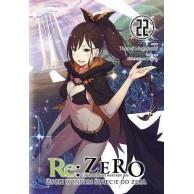 Re: Zero - Życie w innym świecie od zera - 22 Light novel Waneko