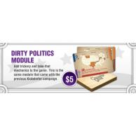 Campaign Trail: moduł Dirty Politics