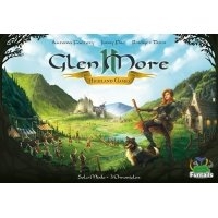 Glen More II: Highland Games Expansion