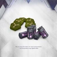 Anachrony: Resin Energy Source Pack