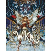 Wika i mroczne wróżki Komiksy fantasy Scream Comics