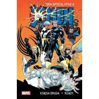 X-men: Era Apocalypse'a - 2 - Rządy Komiksy fantasy Mucha Comics