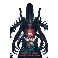 Aliens vs. Predator - Krew nie Woda Komiksy science-fiction Scream Comics