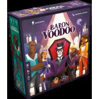 Baron Voodoo (edycja angielska) Kościane Lucky Duck Games
