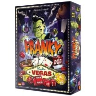 Franky Rock'n Vegas (edycja angielska)