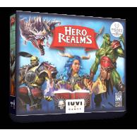 Hero Realms: Gra karciana (nowa edycja) + karty promocyjne i liczniki życia