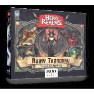 Hero Realms: Ruiny Thandaru + karty promocyjne i liczniki życia Hero Realms IUVI Games