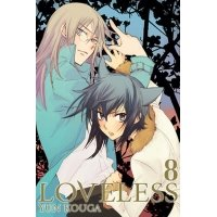 Loveless (manga) - 8 Yaoi Studio JG