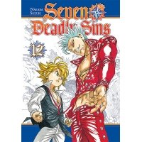 Seven Deadly Sins - 12 Shounen Studio JG