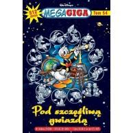 MegaGiga - 54 - Pod szczęśliwą gwiazdą Komiksy pełne humoru Egmont