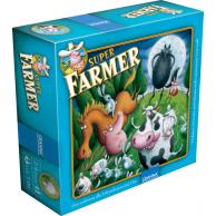 Super Farmer Deluxe z drewnianymi figurkami Dla dzieci Granna