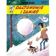 Lucky Luke - 22 - Daltonowie i zamieć Komiksy pełne humoru Egmont