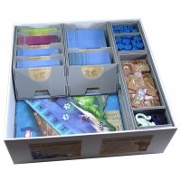 Folded Space: organizer do gry The Isle of Cats Inserty - Folded Space Folded Space