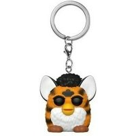 Funko POP Keychain: Hasbro - Tiger Furby Funko - Keychain Funko - POP!