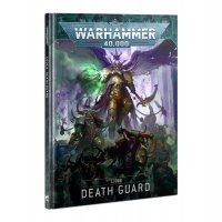 Warhammer 40000 Codex: Death Guard Death Guard Games Workshop