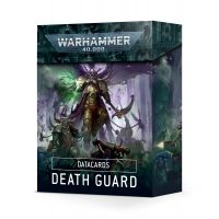 Warhammer 40000 Datacards: Death Guard Death Guard Games Workshop