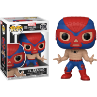 Figurka Funko POP Marvel: Lucha Libre - Spider-Man 706 Funko - Marvel Funko - POP!