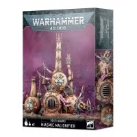 Warhammer 40000 Miasmic Malignifier Death Guard Games Workshop
