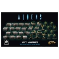 Aliens: Assets And Hazards Aliens Gale Force Nine