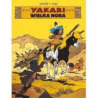 Yakari - 10 - Wielka nora Komiksy pełne humoru Egmont