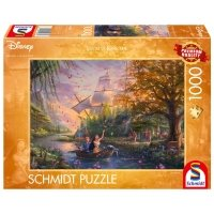 PQ Puzzle 1000 el. THOMAS KINKADE Pocahontas (Disney) Dla dzieci Schmidt Spiele