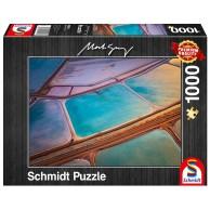 Puzzle 1000 el. MARK GRAY Pastelowa mozaika Schmidt Spiele Schmidt Spiele