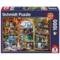 PQ Puzzle 1000 el. Magiczny świat bajek Fantasy Schmidt Spiele
