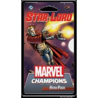 Marvel Champions: The Card Game -Star-Lord Hero Pack Hero Packs Fantasy Flight Games