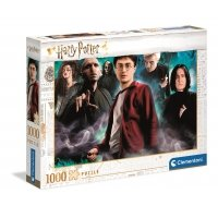 Puzzle 1000 el. Harry Potter Fantasy Clementoni