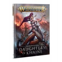 Age o Sigmar: Battletome Daughters of Khaine 2021 Daughters of Khaine Games Workshop