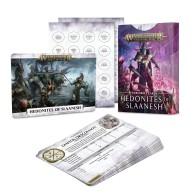 Warscroll Cards: Hedonites of Slaanesh Hedonites of Slaanesh Games Workshop