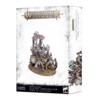 Age o Sigmar: Glutos Orscollion, Lord of Gluttony Hedonites of Slaanesh Games Workshop