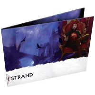 Dungeons & Dragons: Klątwa Strahda - Ekran Mistrza Podziemi Dungeons & Dragons Rebel