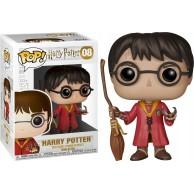 Figurka Funko POP: Harry Potter - Harry Potter With Quidditch 08 Funko - Harry Potter Funko - POP!