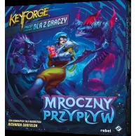 KeyForge: Mroczny Przypływ - Pakiet startowy Przedsprzedaż Rebel