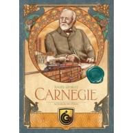 CARNEGIE DELUXE EDITION ( edycja Kickstarter instrukcja PL) Przedsprzedaż Quined Games