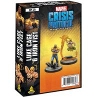 Marvel: Crisis Protocol - Luke Cage & Iron Fist Marvel: Crisis Protocol Fantasy Flight Games