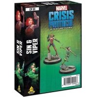 Marvel: Crisis Protocol - Sin & Viper Marvel: Crisis Protocol Fantasy Flight Games