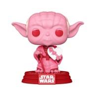 Figurka POP Star Wars: Valentines - Yoda 421 Funko - Star Wars Funko - POP!