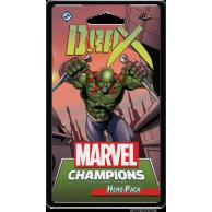 Marvel Champions: The Card Game -Drax Hero Pack Hero Packs Fantasy Flight Games