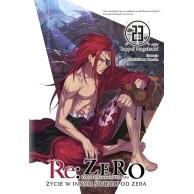 Re: Zero - Życie w innym świecie od zera - 23 Light novel Waneko