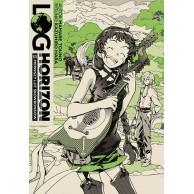 Log Horizon - 8 (light novel) Light novel Studio JG
