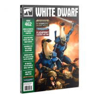 White Dwarf 462 Czasopisma o grach Games Workshop