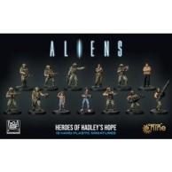 Aliens: Heroes of Hadley's Hope Aliens Gale Force Nine