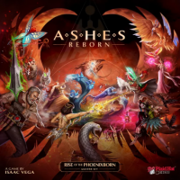 Ashes Reborn: Rise of the Phoenixborn Master Set ASHES Plaid Hat Games