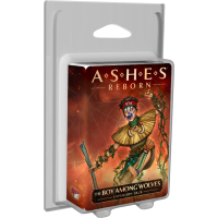 Ashes Reborn: The Boy Among Wolves ASHES Plaid Hat Games